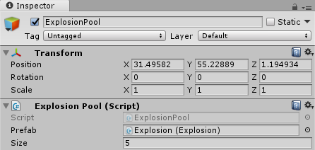 Gamasutra: Sam Izzo's Blog - Type-safe object pool for Unity